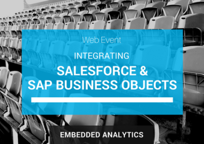 LaunchWorks Web Event: Salesforce and SAP Business Objects Integration