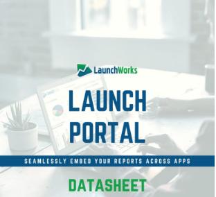 Launch Portal Datasheet