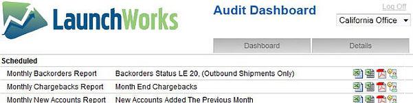 audit-dashboard
